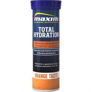 12x Maxim Total Hydration Tablets