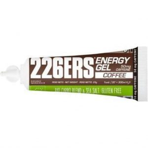 226ERS Bio Energy Gel Black Coffee - 50mg. Caffeine