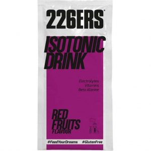226ERS Isotonic Drink Red Fruit - sachet