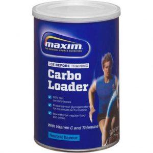 2x Maxim Carbo Loader 500g