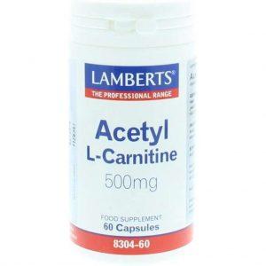 Acetyl L-carnitine / l8304-60 > Capsules