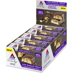 Atkins Endulge Maaltijdrepen - Chocolate Caramel Peanut - 14+1 gratis
