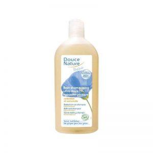 Baby badschuim&shampoo
