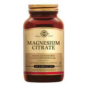Magnesium Citrate (Magnesium Citraat)