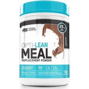 Opti-Lean Meal - Maaltijdvervanger - 954 gram - Chocolade