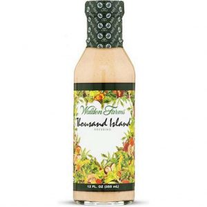 Walden Farms Salade Dressing - 1 fles - Honey Dijon