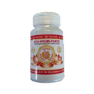 Ayurveda Biologics Ayu Krumi Forte Tabletten 60st