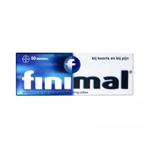 Finimal Tabletten 500mg 50st