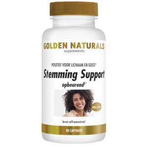 Golden Naturals Stemming Support Capsules
