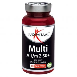 Lucovitaal Multi A t/m Z 50+ Tabletten
