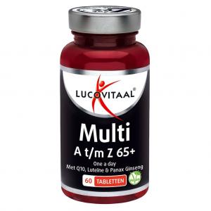 Lucovitaal Multi A t/m Z 65+ Tabletten