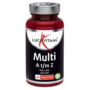 Lucovitaal Multi A t/m Z Tabletten