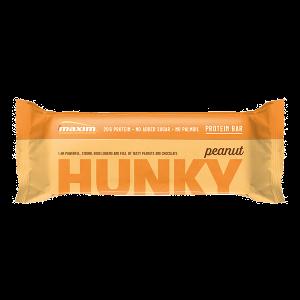 Maxim Hunky Peanut Proteïne Reep