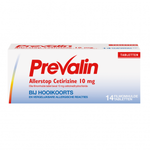 Prevalin Allerstop 10mg Tabletten