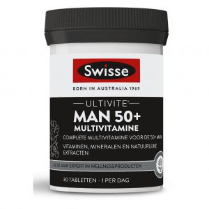Swisse Man 50+ Multivitamine Tabletten
