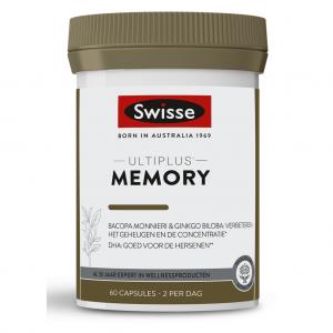 Swisse Memory Capsules