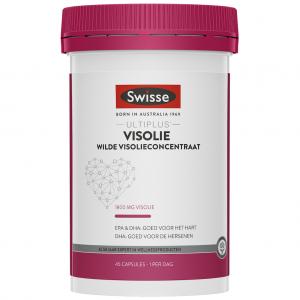 Swisse Visolie Capsules