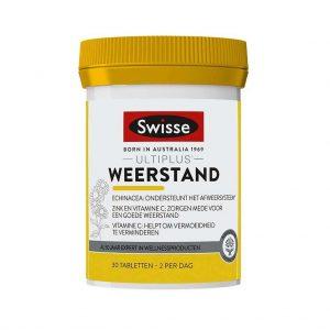 Swisse Weerstand Tabletten