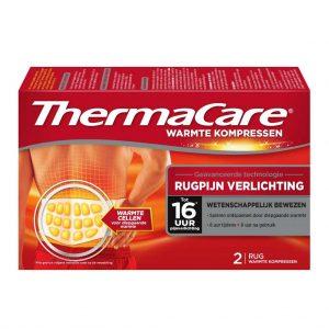 ThermaCare Warmte Kompressen Rugpijnverlichting