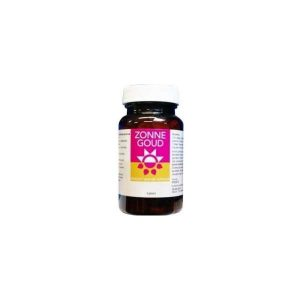 Zonnegoud Euphrasia Complex Tabletten