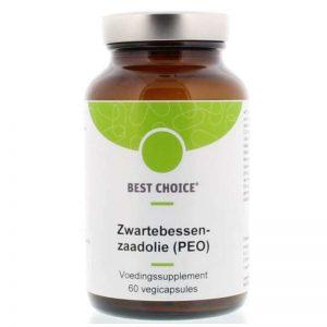 Best Choice Zwartebessenzaadolie Capsules