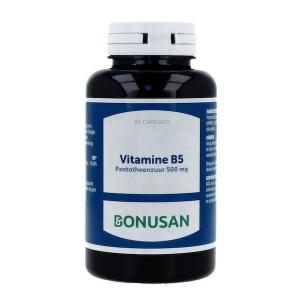 Bonusan Vitamine B5 Pantotheenzuur 500 mg