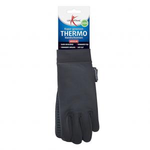 Lucovitaal Koper Geweven Thermo Handschoenen Maat S
