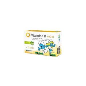 Metagenics Vitamine D 400iu Smurfen Kauwtabletten 168TB