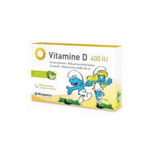 Metagenics Vitamine D 400iu Smurfen Kauwtabletten