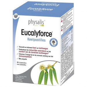 Physalis Eucalyforce Keelpastilles