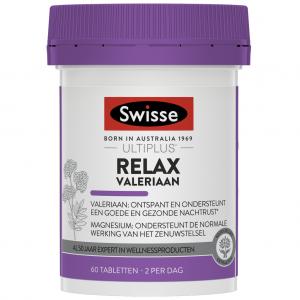 Swisse Relax Valeriaan Tabletten