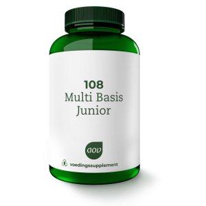 AOV 108 Multi Basis Junior Tabletten