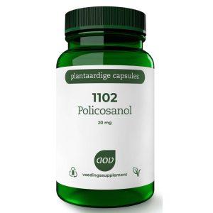 AOV 1102 Policosanol Vegacaps