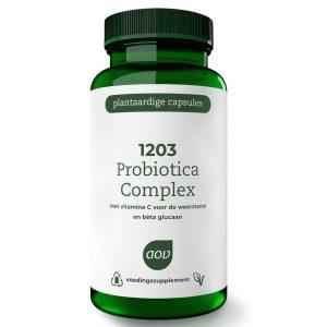 AOV 1203 Probiotica Weerstand Vegacaps
