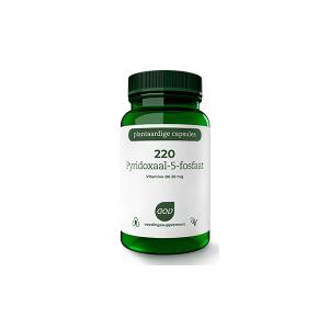 AOV 220 Pyridoxaal-5-fosfaat Vegacaps