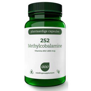 AOV 252 Methylcobalamine Vegacaps
