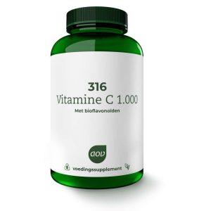 AOV 316 Vitamine C1000 Tabletten