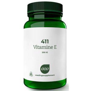 AOV 411 Vitamine E 200 IE Capsules