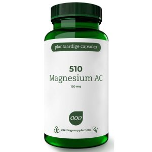 AOV 510 Magnesium AC Vegacaps
