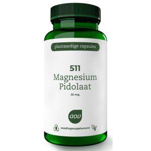 AOV 511 Magnesium Pidolaat 35mg Vegacaps