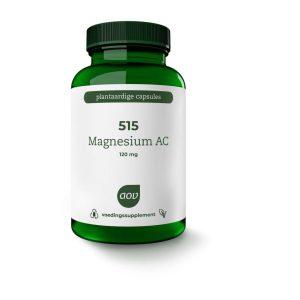 AOV 515 Magnesium AC Vegacaps
