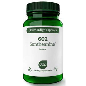 AOV 602 Suntheanine Vegacaps