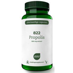 AOV 822 Propolis Extract 600mg Vegacaps