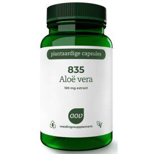 AOV 835 Aloë Vera-extract Vegacaps