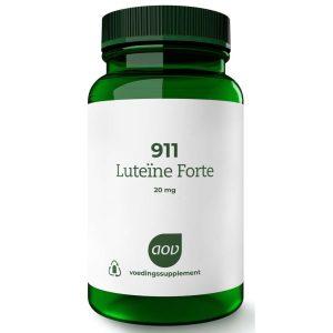 AOV 911 Luteïne Forte 20mg Capsules