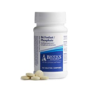 Biotics B6 Fosfaat Tabletten