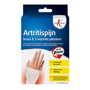Lucovitaal Artritispijn Warmtepleisters