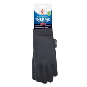 Lucovitaal Koper Geweven Thermo Handschoenen Maat L